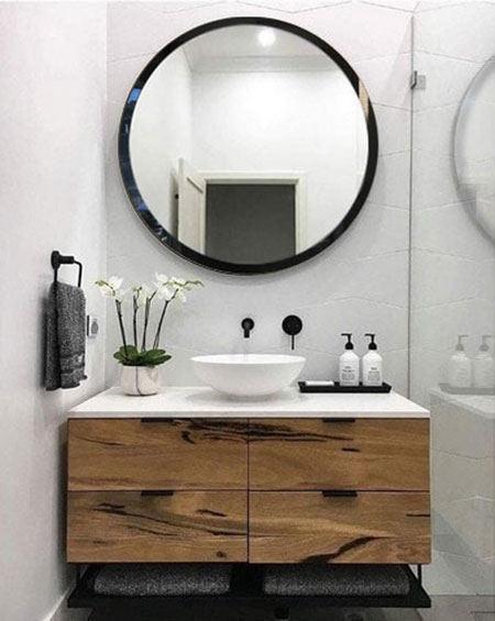 Beautiful Mirrors Bathroom Mirrors Melbourne Malvern