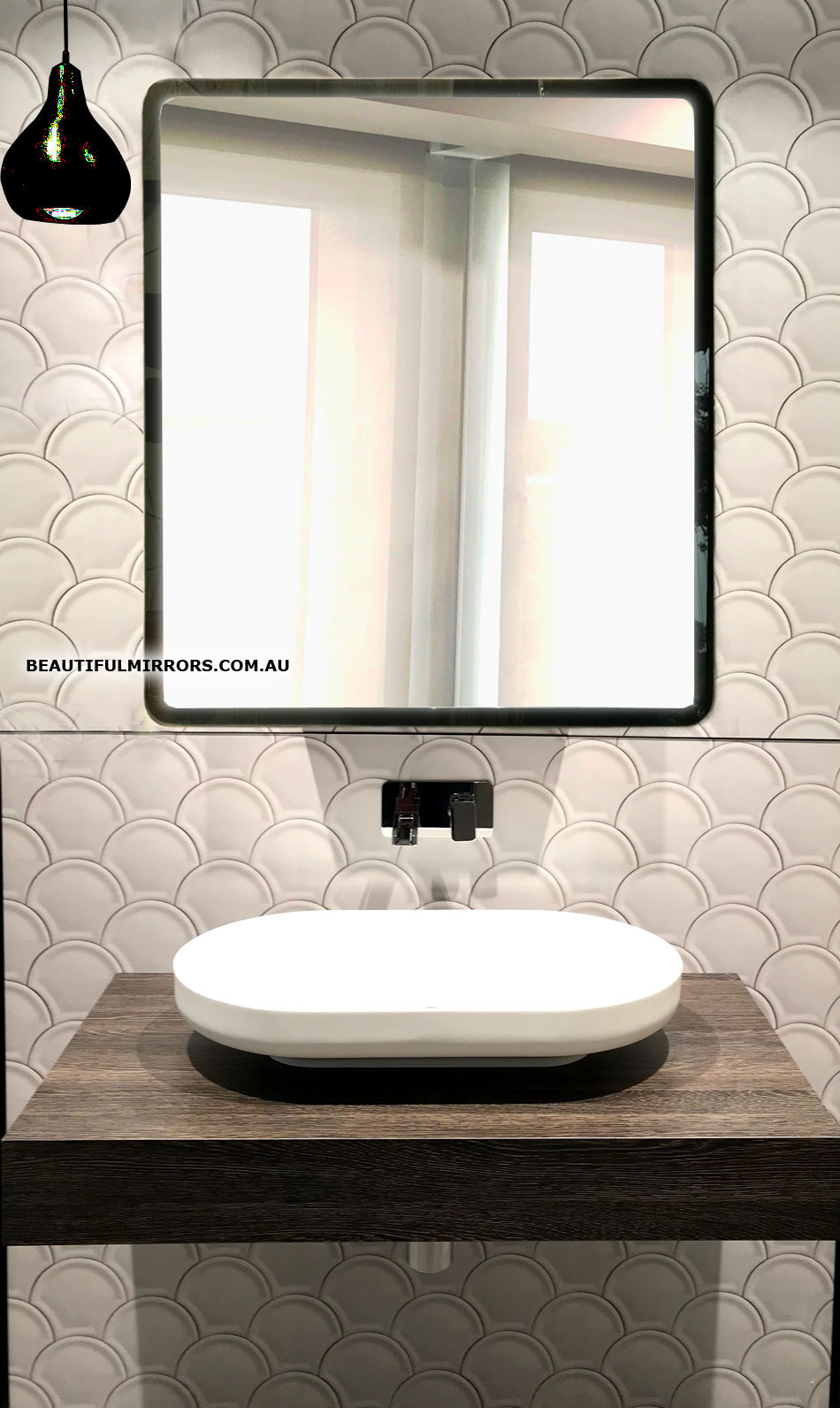 Beautiful mirrors - Bathroom Mirrors Melbourne Malvern .. Medicine ...
