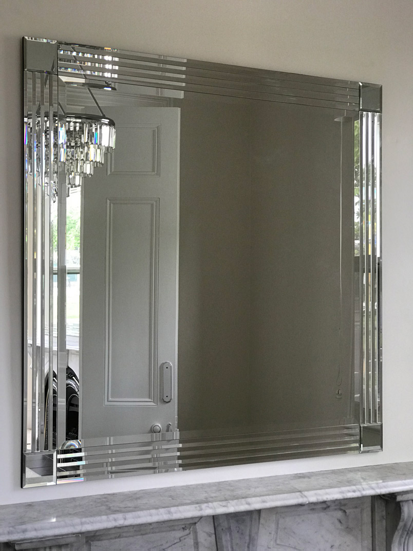 Beautiful Mirrors Frameless Wall Mirrors Art Deco Mirrors Bathroom Mirrors Kitchen Mirror Splashbacks Melbourne