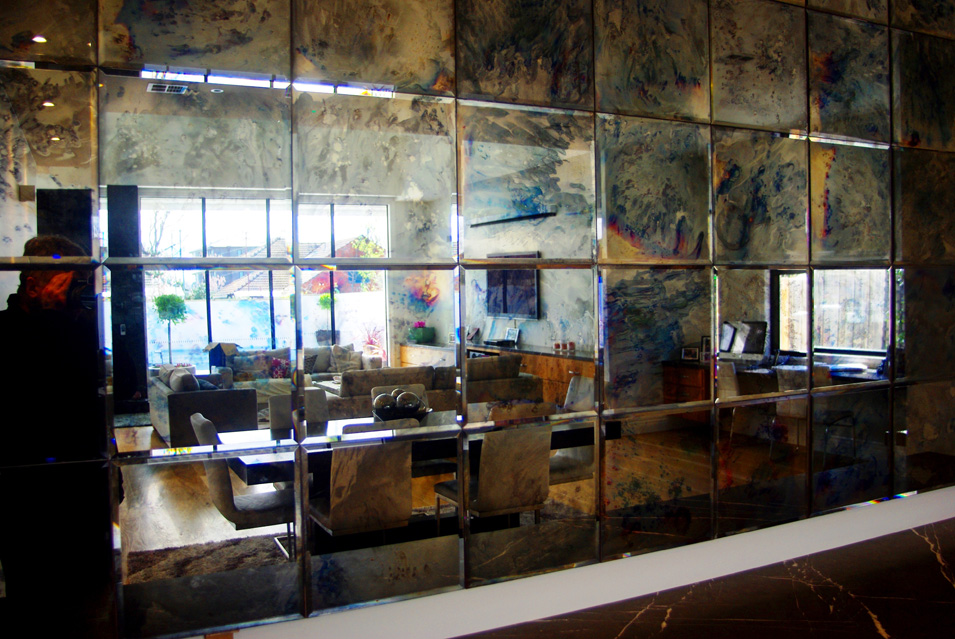 Florentine Dining Room: FLORENTINE MIRRORS