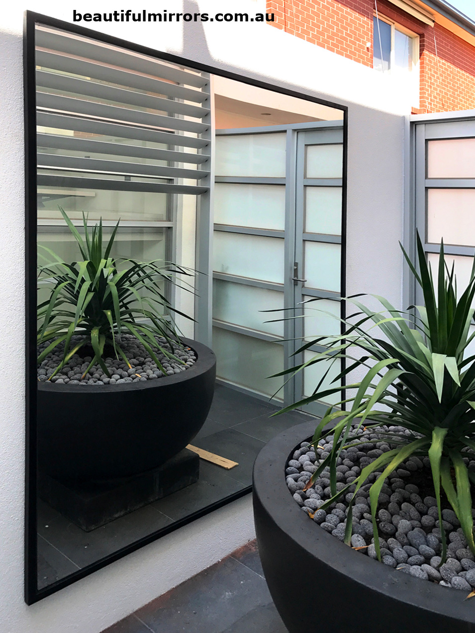 Beautiful Mirrors Outdoor Mirrors Melbourne Malvern